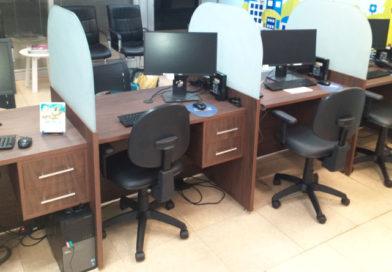 Móveis planejados para escritório em Salvador Bahia